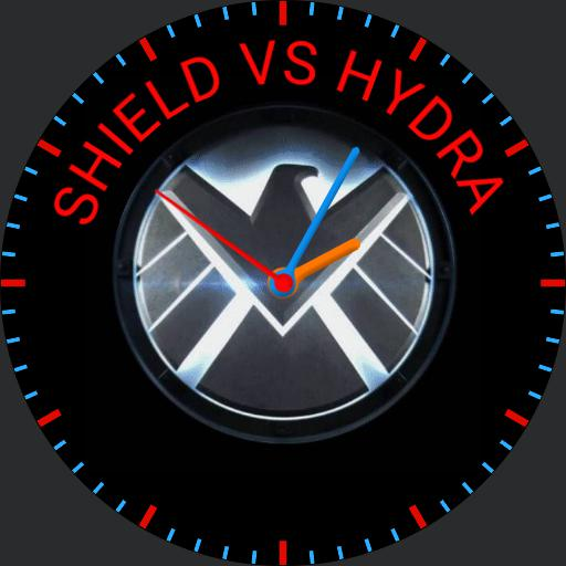 Shield VS hydra