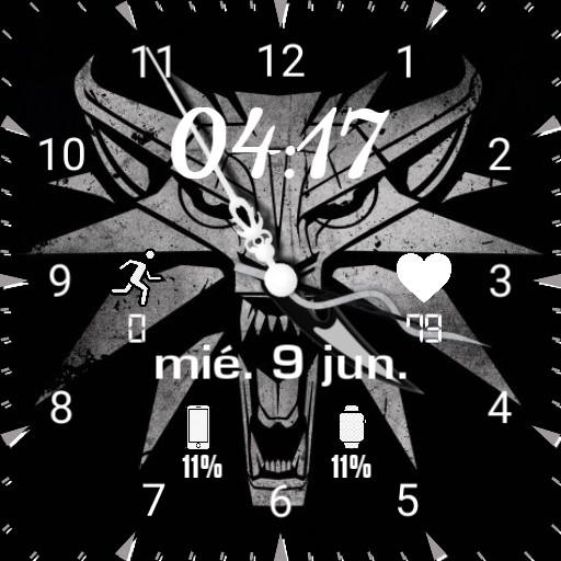 Witcher Mi Watch