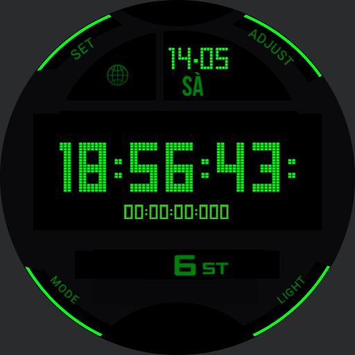 Razer NABU Watchface V.1.0