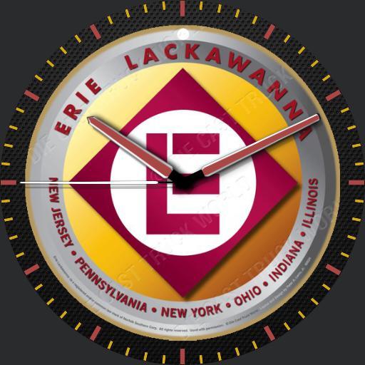 Railways Erie Lackawanna 1.0