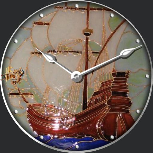 4 ships on the Ocean