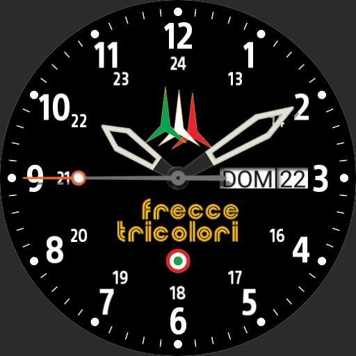 Frecce tricolori by 7 Black