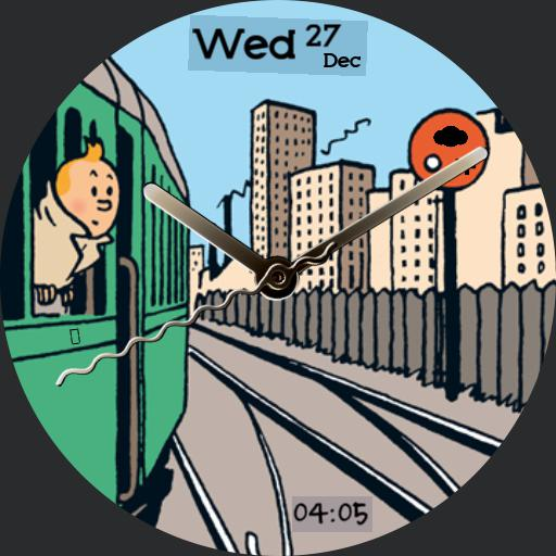 Tintin Chicago