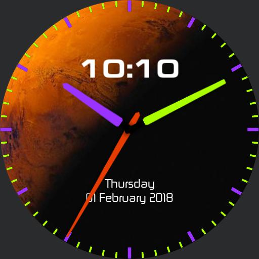 The Mars Effect