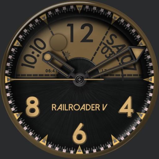 snork railroader V