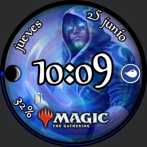 Magic Blue Jace