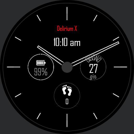 Delirium X Minimal n8 AOD v1.2