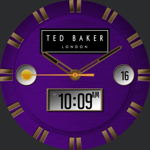 Ted Baker Purple