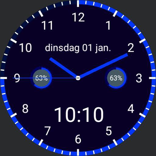 Joop blue watch 2019