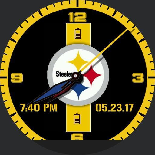 KoNfLiCt  Pittsburgh Steelers #2