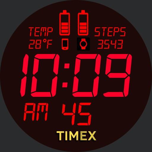 Timex 80s LED