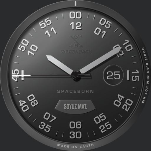 Werenbach Mach 33 Soyuz