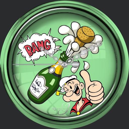 Happy New Year Popeye