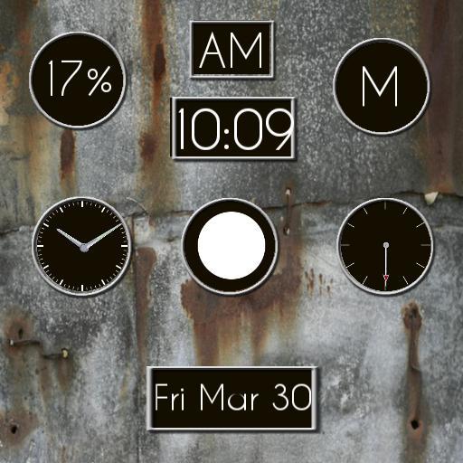 Nuevo watch 3.0 rusted