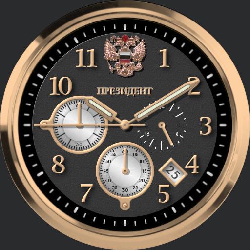 Poljot Russian President #13019010