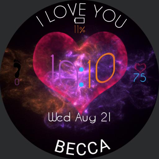 Beccas watch