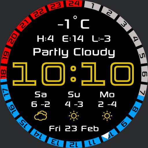 Mamoulian Weather II