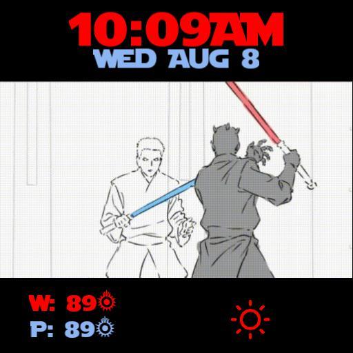 Obi Wan vs Darth Maul
