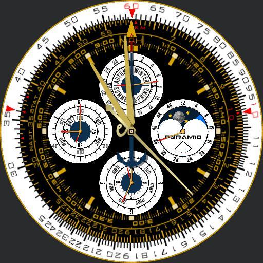 Pyramid Gear Aviometer