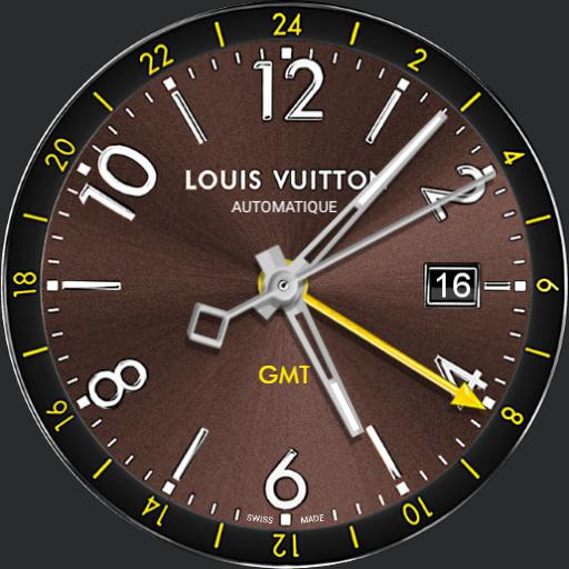 Louis Vuitton Tambour Essential GMT
