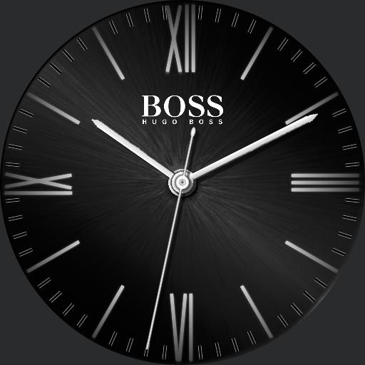 HUGO BOSS JACKSON ALL BLACK