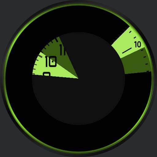 V-Shape Minute outer Ring