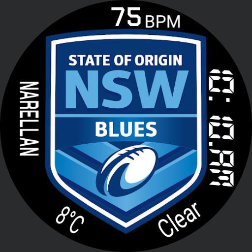 State of Origin NSW