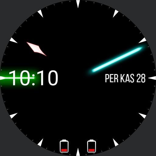 Simple watch Copy