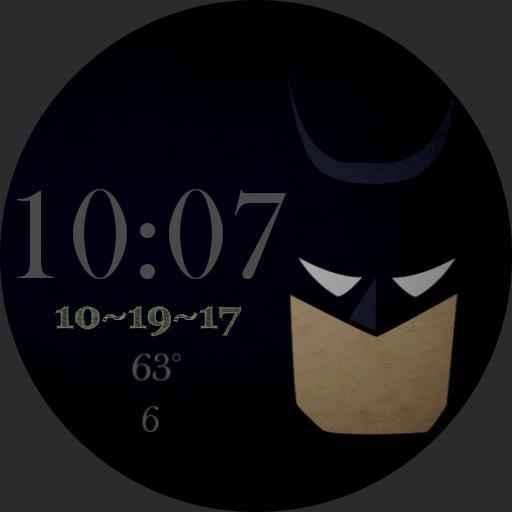 Batman  Unicorn