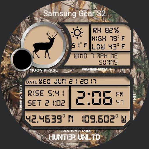 Hunter Unltd v1.4 RT