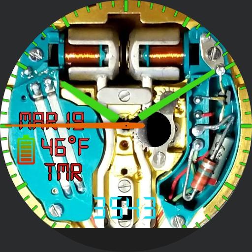 Bulova Spaceview