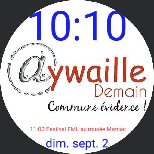 Aywaille demain