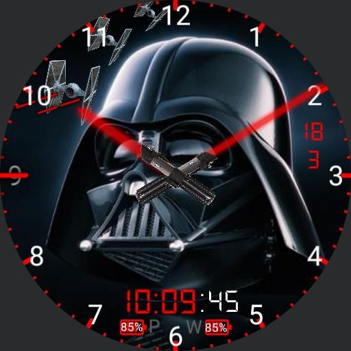 CKR Star Wars Darth Vader 2.0