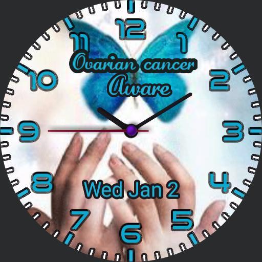 Ovarian cancer aware