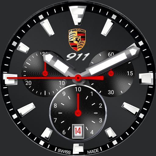 Porsche 911 Aquaracer edition