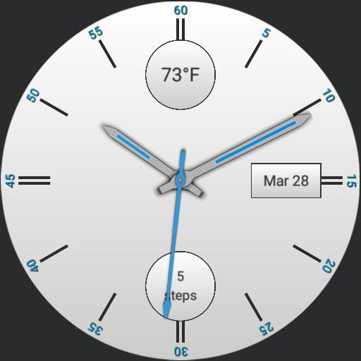 LG Watch Style Light v1