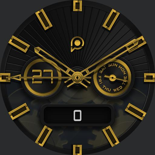 PREMIUM_CRUISER Watch Face