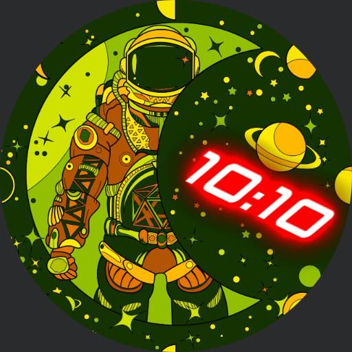 Space Oddisey 1