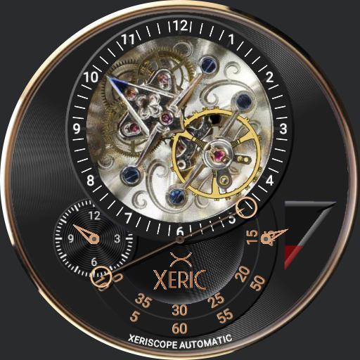 00 Xeric Xeriscope SQ Rose gold