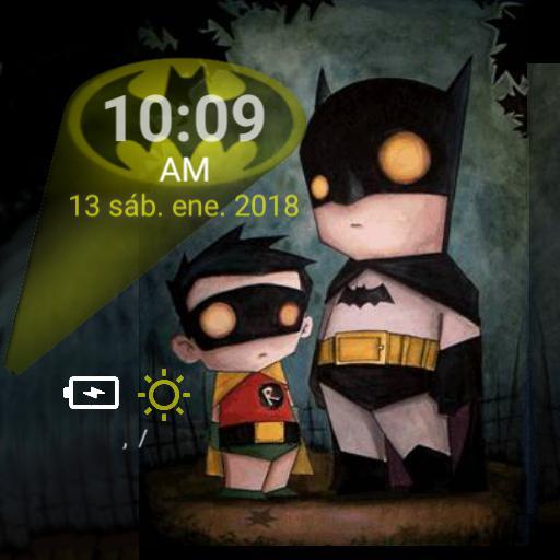 Batman  Robin nealo9