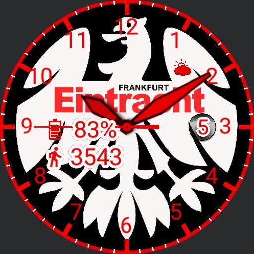 SGE Frankfurt Eintracht Kubi