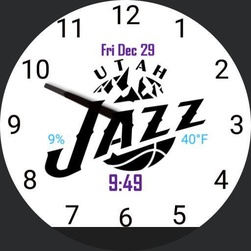 black jazz logo