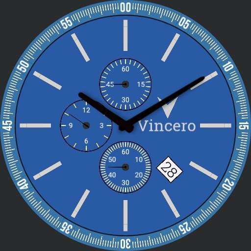 Blue Vincero