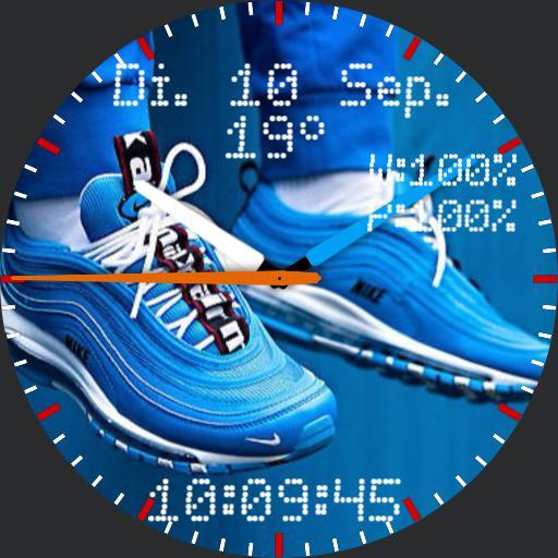 Nike Air Max 97 Premium Blue Hero