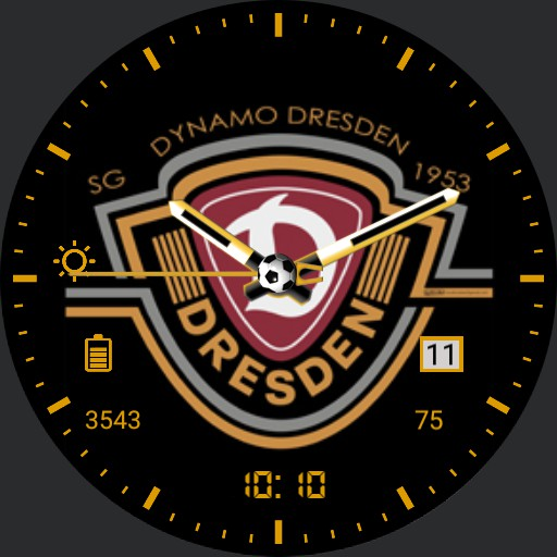 SG Dynamo Dresden Analog