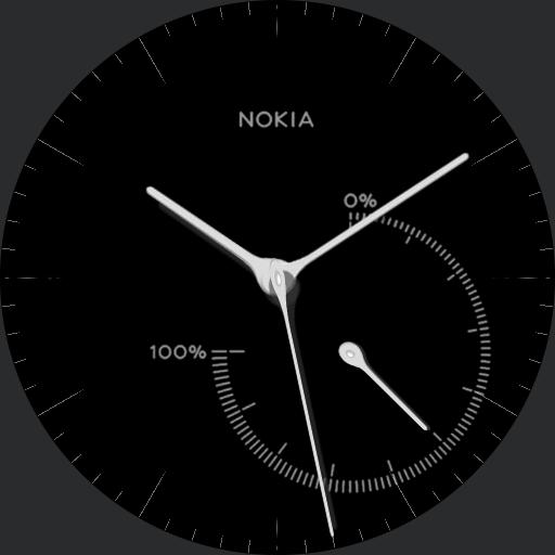 Nokia Steel - style