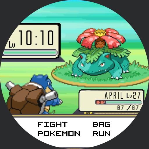 Pokemon Battle v3.2