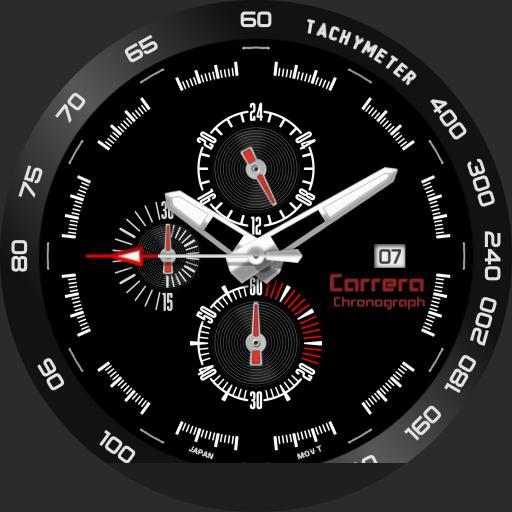 Carrera Chronograph #8209