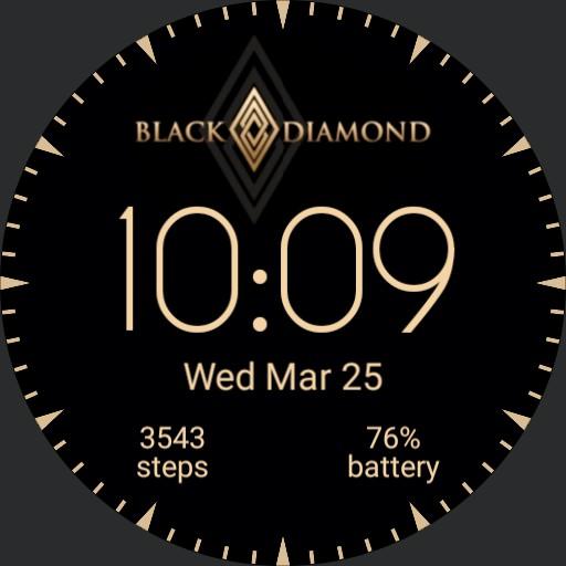 Black Diamond logo