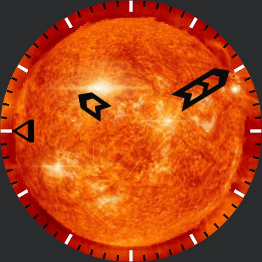 Solar Flare 1 - SDJ